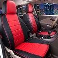 PU asiento de cuero cubiertas del coche para peugeot 206 cc cubre accesorios personalizados decorativo cojín del asiento de coche cubierta para asientos de automóviles soporta