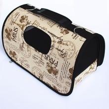 Pet Dog Carrier Handbag Shoulder Backpack