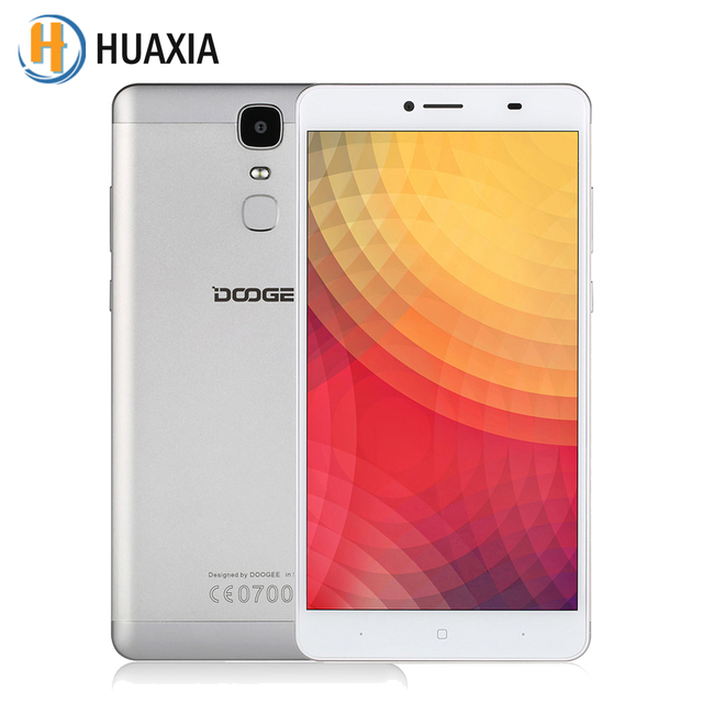 "Doogee Y6 Max 3D 6.5"" Fingerprint Mobile Cell Phone MTK6750 Octa Core Android 6.0 3GB RAM 32GB ROM 13MP 4300mAh 4G Smartphone"