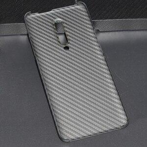 Image 2 - ENMOV ريال ألياف الكربون الحال بالنسبة OnePlus 7 برو كيفلر ماتي حماية ل One Plus 7 برو غطاء حماية إطارات دراجة تسلق الجبال خفيفة الوزن رقيقة