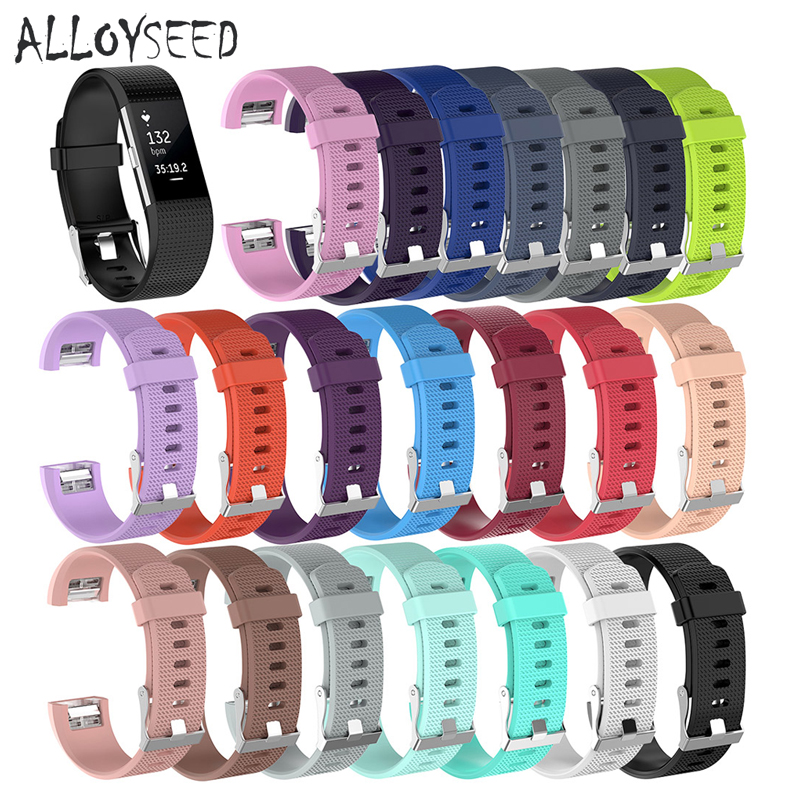 Home Best Price Wristband Wrist Strap Smart Watch Band Strap Soft Watchband Replacement Smartwatch Band For Fitbit Charge 2 Charge2