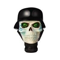 Fashionable Car Skull Styling Gear Knob Resin Gear Shift Knob Shift Lever Knob