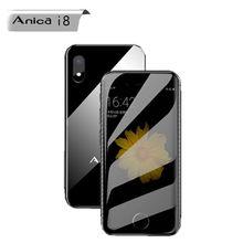 Anica I8 Mini GSM WCDMA Android 1G 8G GPS Smartphone 2.4