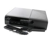 Completo di protezione casa Custodia Borsette Caso per XBOX360E XBOX360 E Sottile caso console di ricambio nero