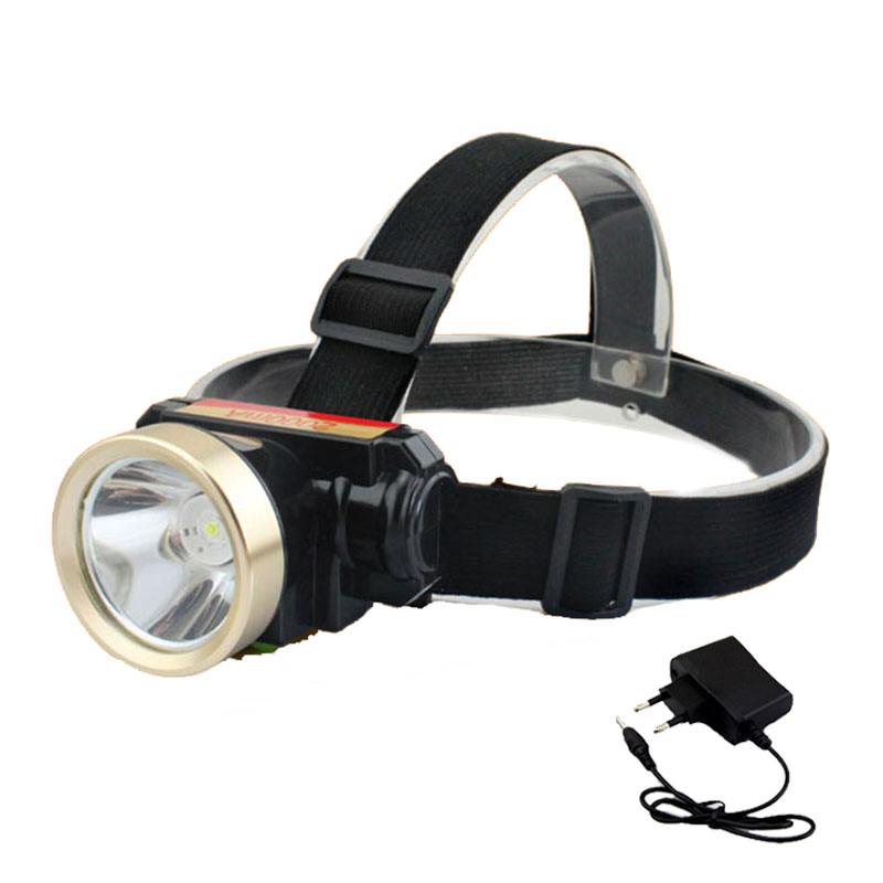 цена на High Power 5W LED Headlamp Frontale Head Torch Flashlight Lanterna Headlight Rechargeable Flash Light for Camping Fishing