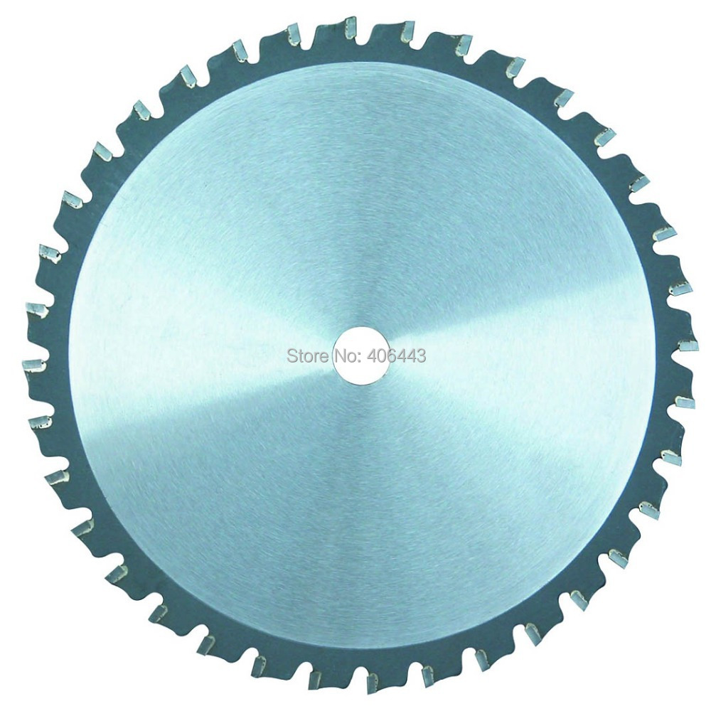 """10 """"TCT Lama per sega per il taglio di piastrelle d'acciaio rivestite di colore 254 * 25,4 mm * 120T"""