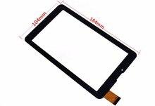 Nueva 7 pulgadas de Pantalla Táctil de Cristal Digitalizador Para Tesla IMPULSE 7.0 3G tablet PC Envío gratis