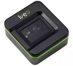 windows linux android fingerprint reader metal case biometric sensor USB with free SDK balck color high quality USB fingerprint