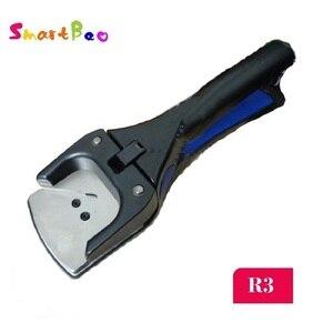 Image 2 - R3/R5/R10 Köşe Delgeç Büyük Rozet Slot Punch Köşe Yuvarlama Punch Kesici PVC Kart, etiketi, Fotoğraf; Ağır Kesme Makinesi