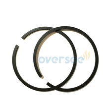 6L2 11610 00 00 Piston Ring Set STD For Yamaha 25HP Outboard Engine Boat Motor new