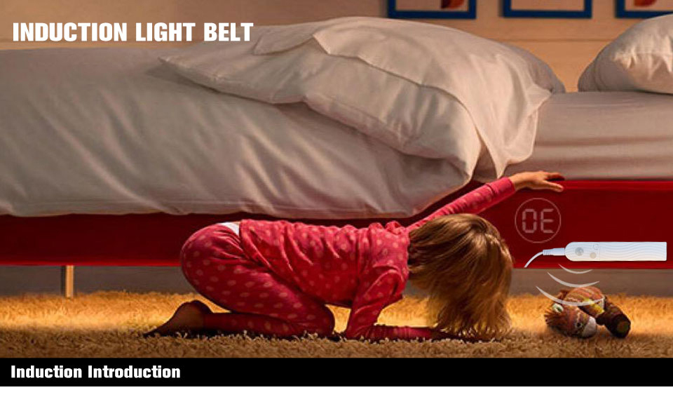 EeeToo PIR LED Night Lights Luminaire With Motion Sensor Lighting USB Led Light Induction Illumination Children's Bedside Lamp (1)