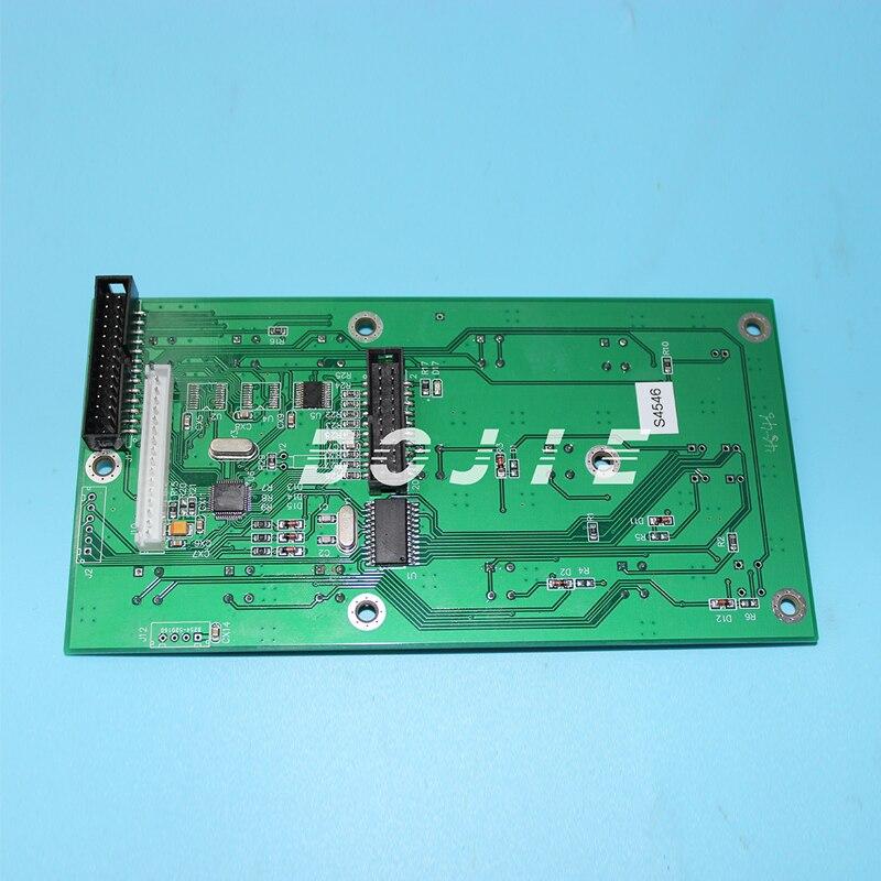 BYHX keyboard plate for human E-jet dx5 printer byhx km1024 8 headboard for allwin konica1024 printer