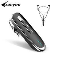 Zonyee BT03 Bluetooth Earphone Single Binaural Wireless Headset Long Standby Hands Free Call Bluetooth Headphones With