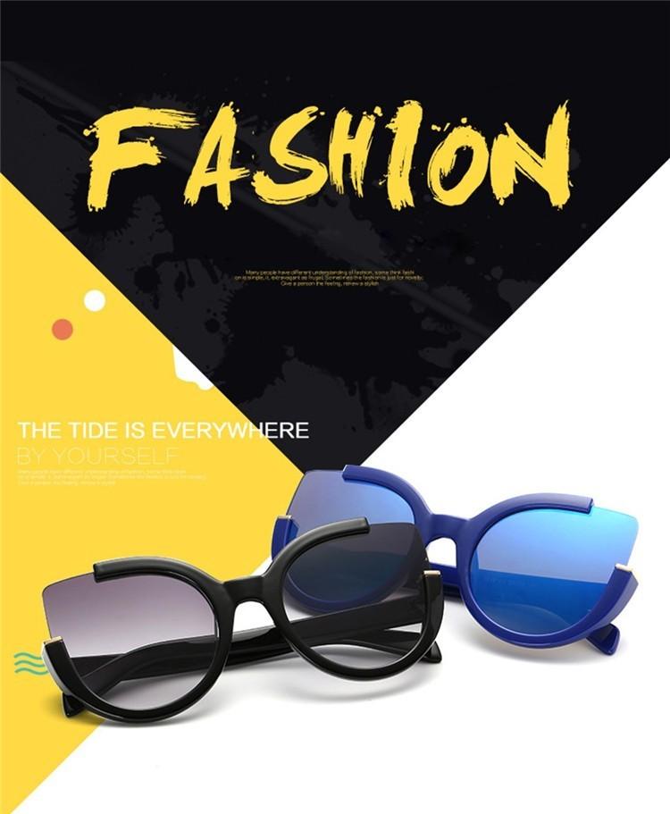 79efdf1c39 ... Luxury Cat Eye Sunglasses Women Brand Designer 2017 Retro Vintage Sun  Glasses Women Lady Sunglass Female ...