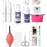 Kit de cils pour formation Extension Cil 2D-10D Professionnel Bella Risse https://bellarissecoiffure.ch