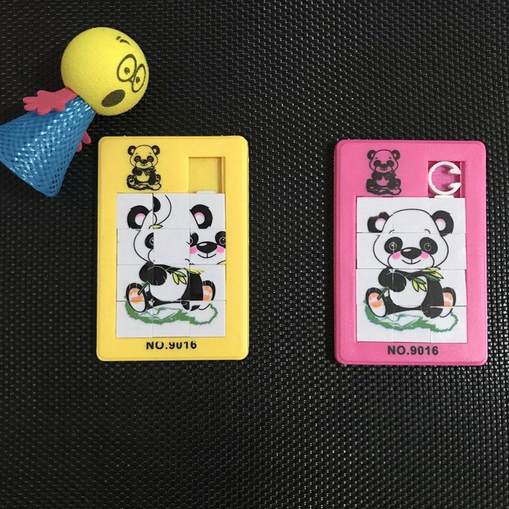 Новинка забавная раздвижная головоломка пластиковая мини-Математика случайное развитие игрушек для девочек