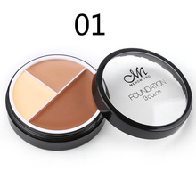 Menow New Waterproof and Oil Control Foundation Concealer for Women Makeup Foundation Women