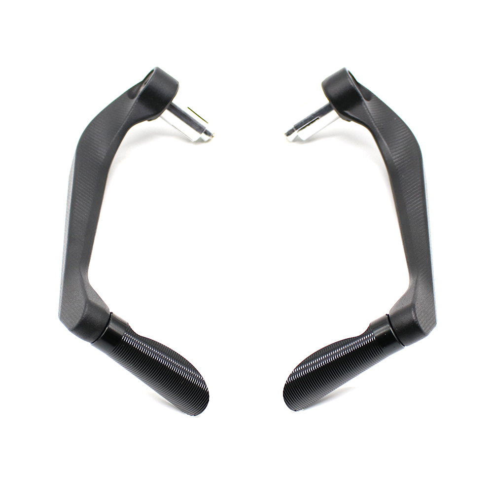 Universal Motorcycle CNC Brake Clutch Levers Guard Protector For YAMAHA MT03 WR 250R MT 09 SUZUKI DR-Z125 GLADIUS <font><b>400</b></font> etc. image