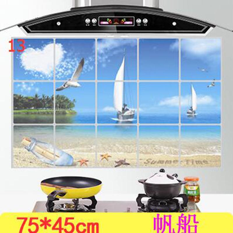 HTB1JEVMOXXXXXXtXVXXq6xXFXXXO - kitchen Anti-smoke Decorative wall sticker Resistant to high aluminum foil tiles cabinet