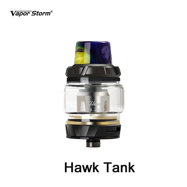 , Vapor Storm Electronic Cigarette ECO Bypass Mod Max 90W 510 Lion RDA 3 Stage Airflow Control/Hawk Tank Box Mod Vape Support RDTA