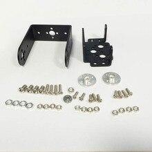 2 DOF Slope Pan and Tilt Servos Sensor Mount kit for Robot Arduino MG995