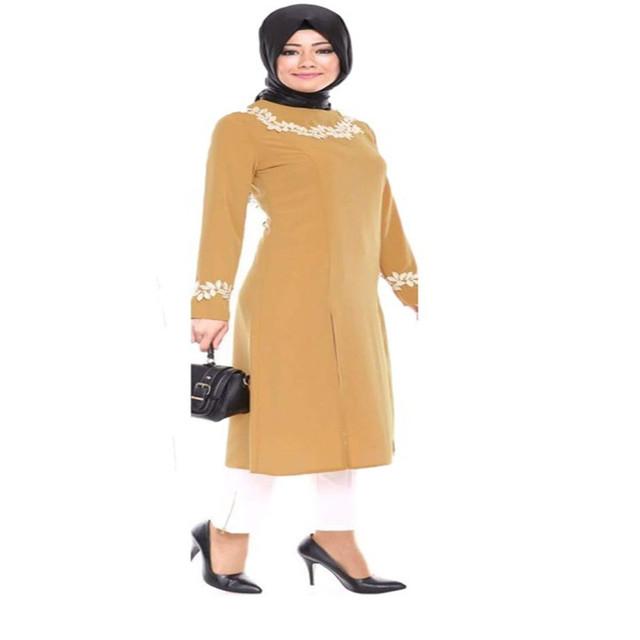 Fashion Lady Large Size Turkey Women's Dress