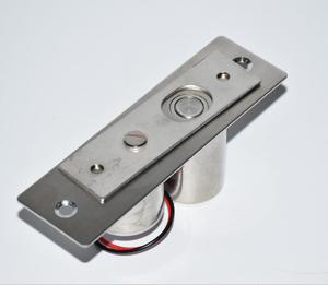 Image 5 - LPSECURITY, système de contrôle daccès pour porte, poids de 800kg, serrure de porte en verre magnétique, boulon tombant