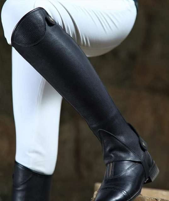 Horse Riding Half Chaps  1