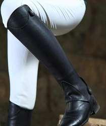 Cavallo Equitazione Mezza Gambali Pieno In Pelle di Mucca Morbida Gambali Protezione Del Corpo Attrezzature Equestri Gambali Uomini Donne Sella Equitacio Haltern