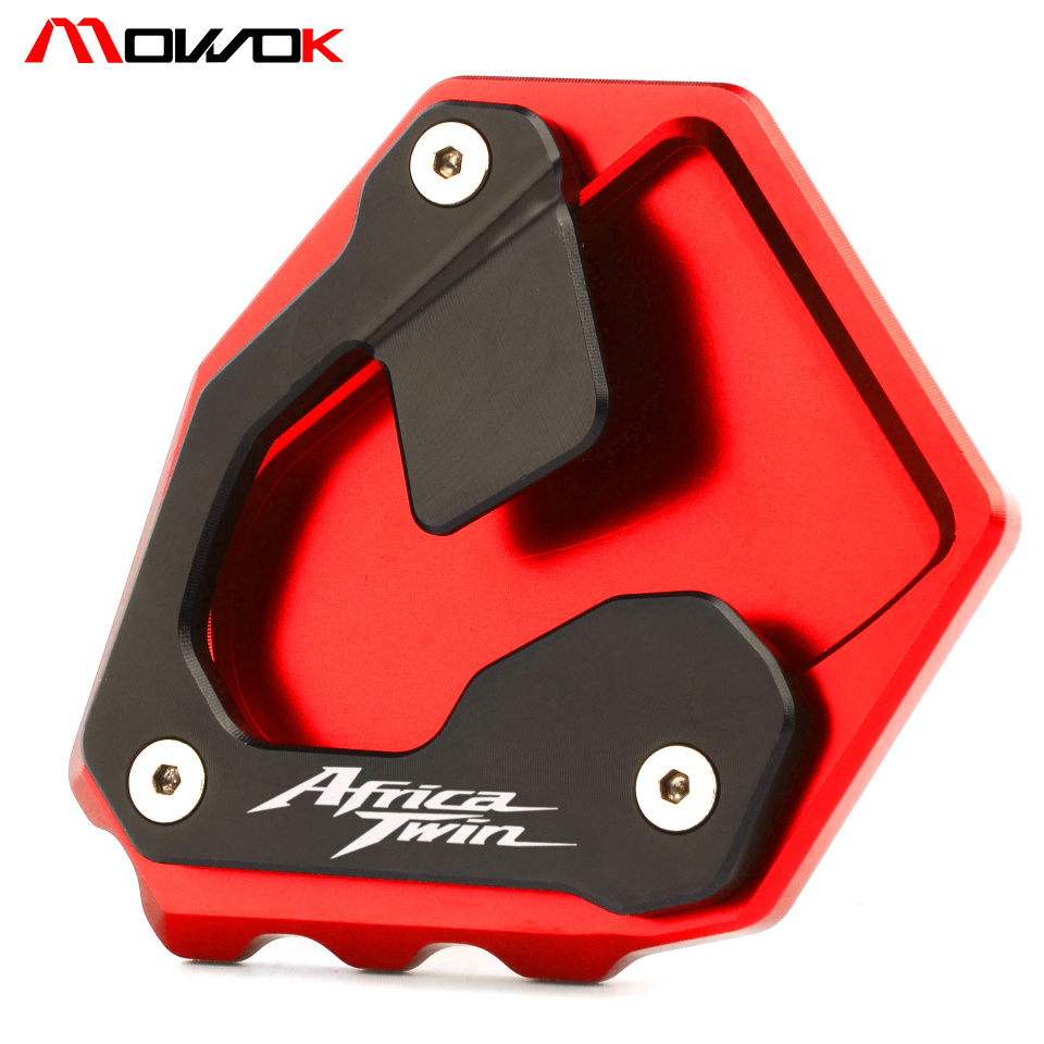 Support dextension pour Honda Africa Twin CRF1000L 2016 crf1000l | Plaque de Support dextension pour Support latéral