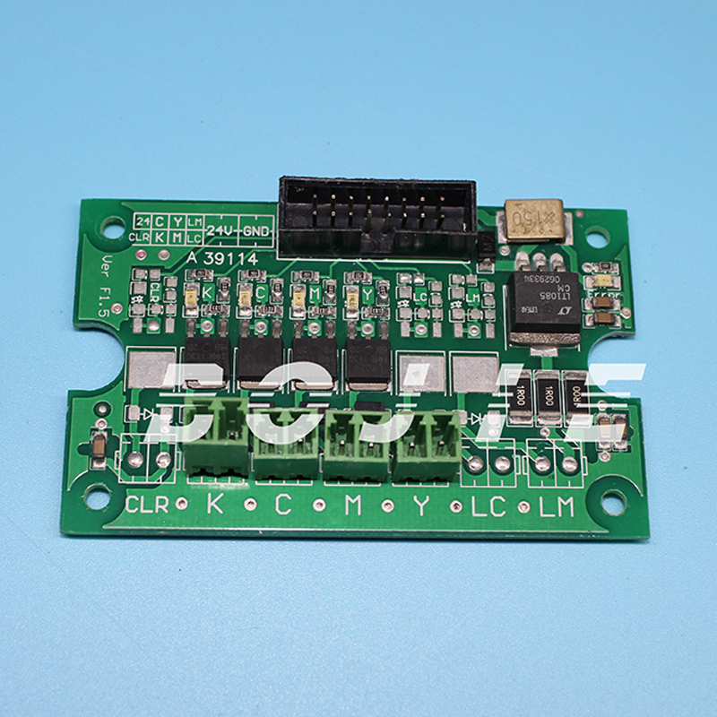 Skywalker ink supply board for Gongzheng 3212AK printer skywalker power supply board for gongzheng 3212ak printer
