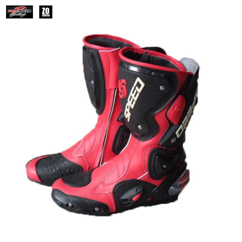 Motorrad stiefel outdoor racing stiefel Pro Biker Speed-rennen Stiefel Motocross Stiefel fallschutz B1001