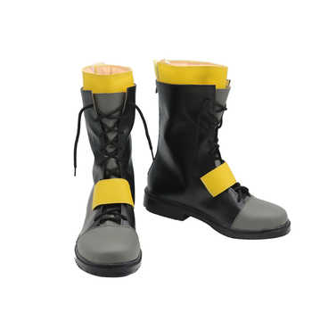Girls Frontline Ump45 UMP9 Cosplay Shoes Custom Made Boots - DISCOUNT ITEM  27% OFF All Category
