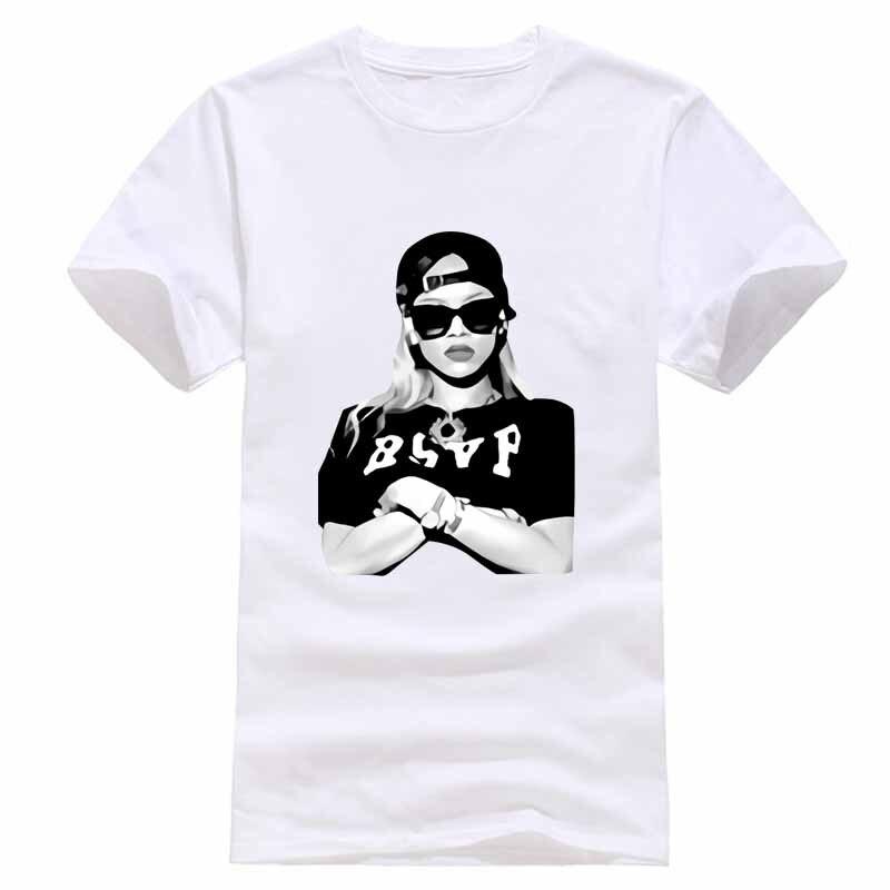 fe67de19b9380 Buy rihanna shirts and get free shipping on AliExpress.com