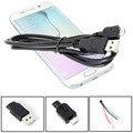 Горячие продажи Стандартный Интерфейс Micro USB Зарядное Устройство Кабель для Зарядки Шнур Для Samsung Galaxy s7 Edge Aug.3