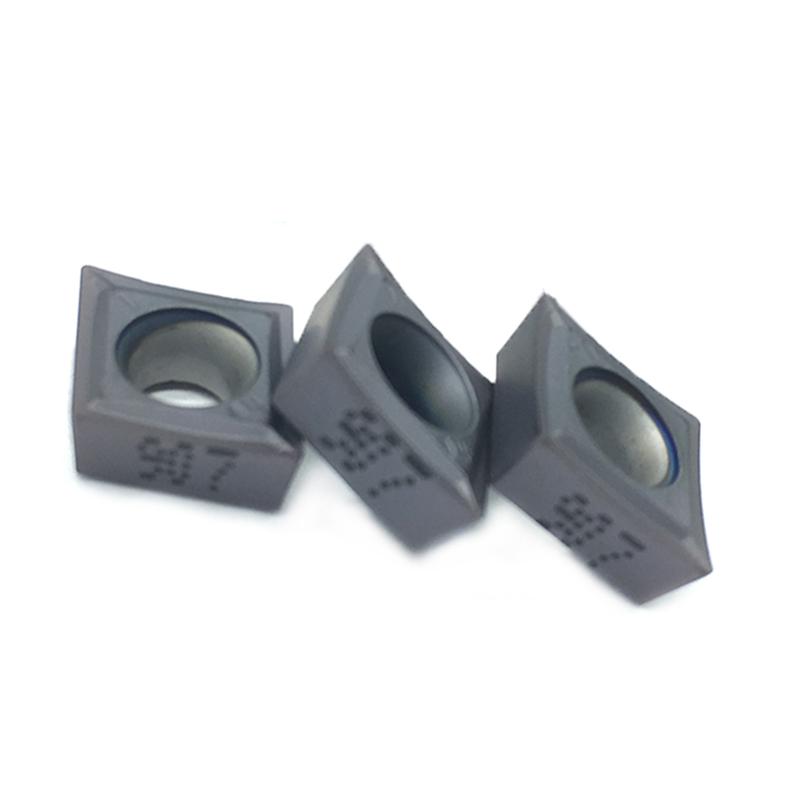 10PCS CCMT09T304 SM IC907 External Turning Tools Carbide Insert Lathe Cutter Tool Tokarnyy Turning Insert