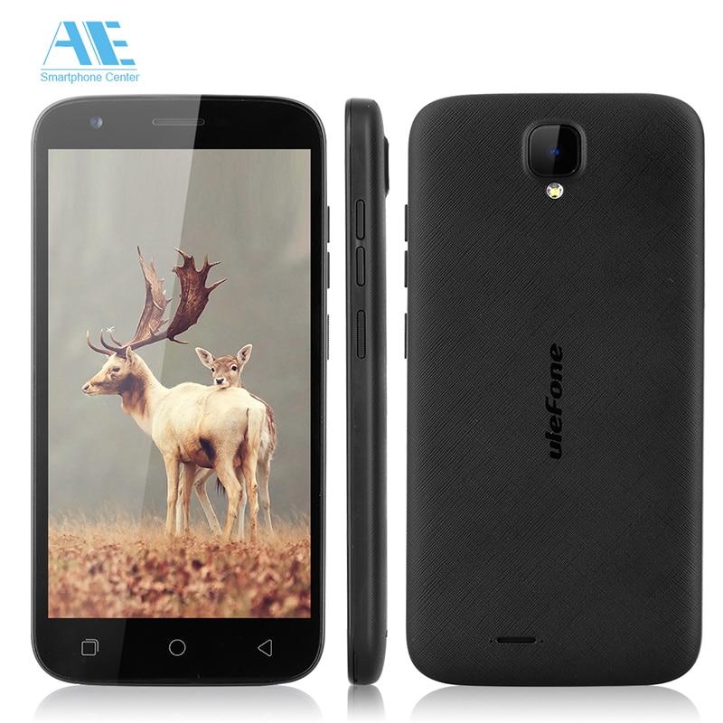 Original Ulefone U007 PRO Smartphone MT6735 Quad core 1.0GHz Android 6.0 Cellphone 5.0 Inch 1G RAM 8G ROM 4G LTE Mobile Phone