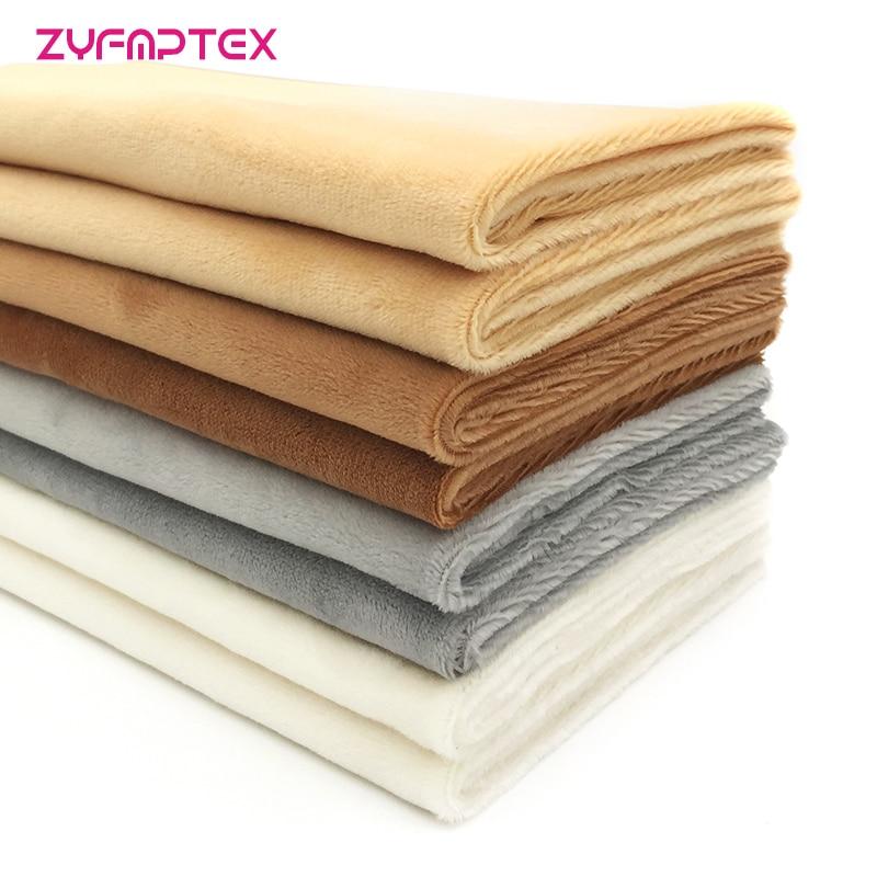 ZYFMPTEX Selling 8Pcs/Lot 4 Colors 100% Polyester Cloth Plush Fabric Tilda Quilting Scrapbooking Patchwork 50*45cm Free ShippingZYFMPTEX Selling 8Pcs/Lot 4 Colors 100% Polyester Cloth Plush Fabric Tilda Quilting Scrapbooking Patchwork 50*45cm Free Shipping