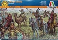 Italeri 6124. Mongol Cavalry. 1:72 Plastic Figures Model Kit-Wargaming