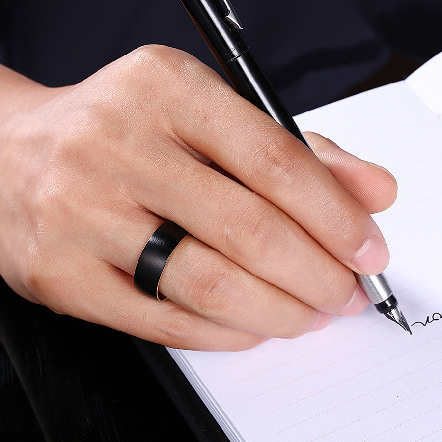 blog widths rings wide on mens plain finger hand ring the wedding shown popular