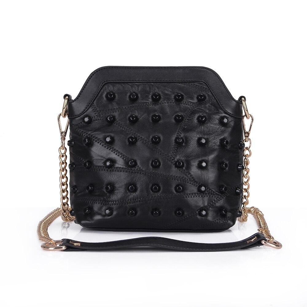 Tara Sergy Women Leather Bag Real Sheepskin Messenger Bags Handbags Women Famous Brands Designer Female Handbag Shoulder Bag tara 618 sonex