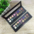 2016 New Arrival Brand Makeup Eyeshadow Set Matte Shimmer Eye Shadow Paper Box 16Color Pigment Eyeshadow Make Up Pallete