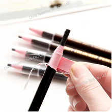 Eyebrow Pencil Cosmetic-Tools Makeup-Pen Waterproof Fashion-Colors 1818 Dye Crayon Soft