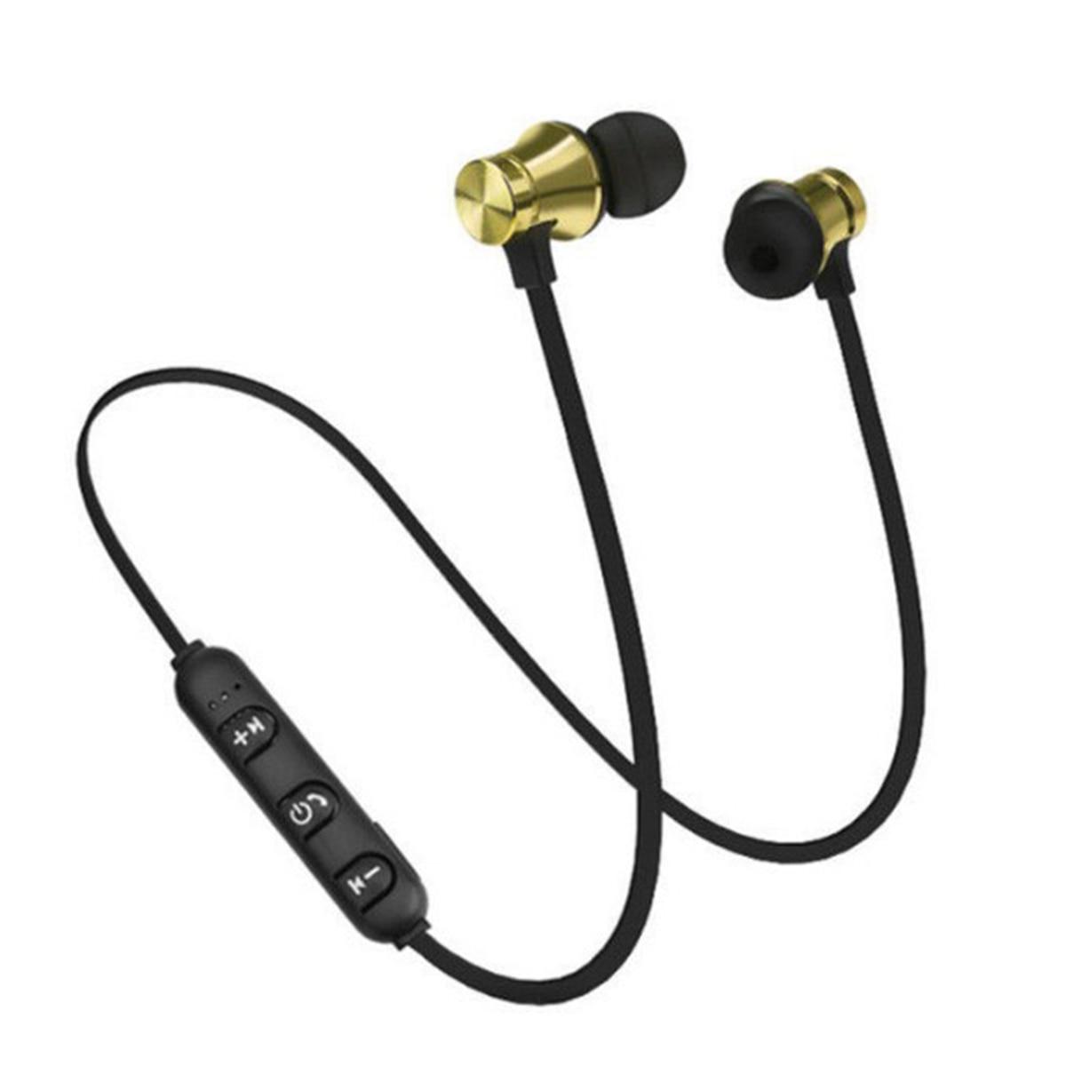 de Ouvido Estéreo Bluetooth Fone de Ouvido