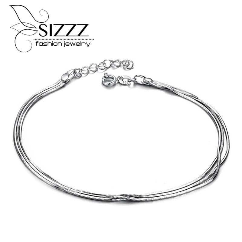 New Wholesale Price Female Accessories Fashion Jewelry Creative Personalized Anklets for Woman Ladies Girl