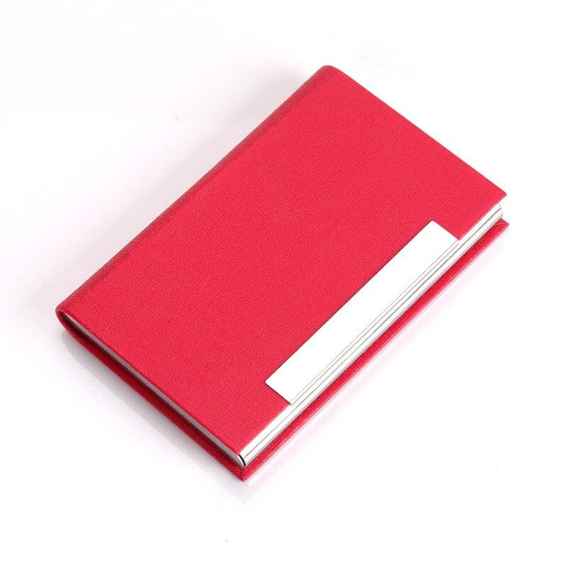 Antitheft Card Wallet Aluminum Credit Card Case Slim RFID Wallet ...