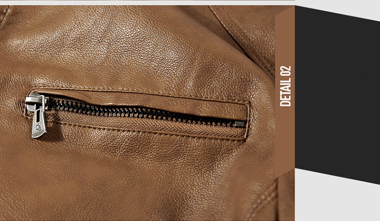 HTB1JEagKbGYBuNjy0Foq6AiBFXac DAVYDAISY 2019 High Quality PU Leather Jackets Men Autumn Solid Stand Collar Fashion Men Jacket Jaqueta Masculina 5XL DCT-245