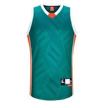 2016 Brand SANHENG Mens Summer Spring O-Neck Sleeveless Basketball Jersey 312A