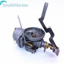 3F0-03100-4 3F0-03100 карбюратор в сборе для Tohatsu Nissan 2-х тактный 3.5hp 2.5hp подвесных лодочных моторов 3D5-03100