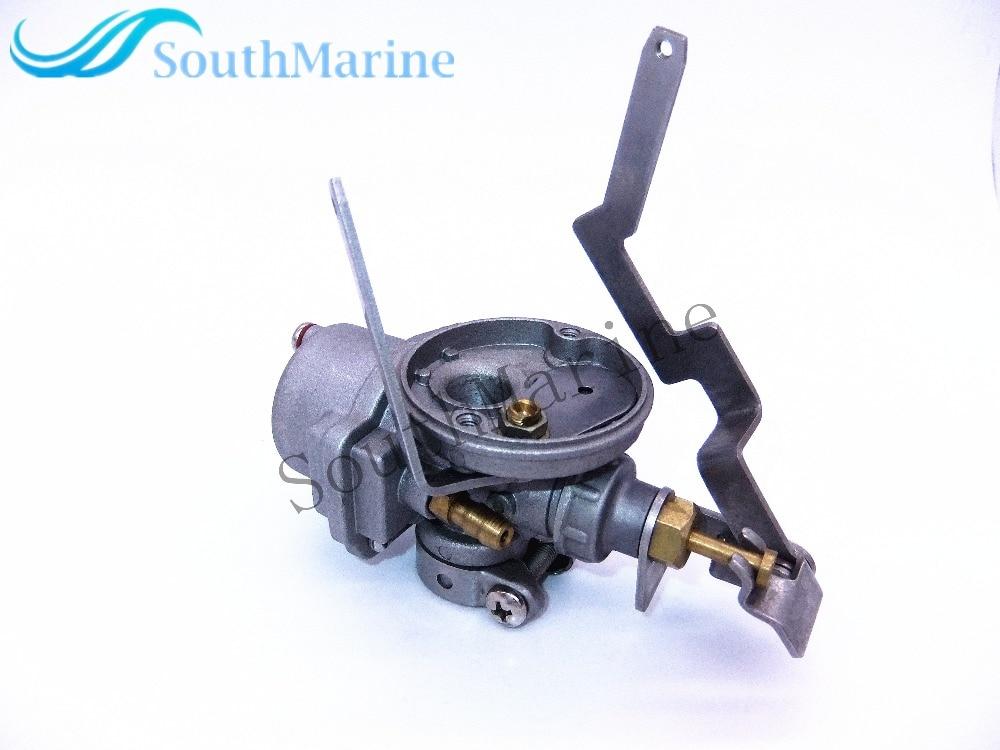 3F0-03100-4  3F0-03100 Carburetor Assy for Tohatsu Nissan 2-stroke 3.5hp 2.5hp Outboard Motors 3D5-031003F0-03100-4  3F0-03100 Carburetor Assy for Tohatsu Nissan 2-stroke 3.5hp 2.5hp Outboard Motors 3D5-03100